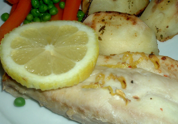 Lemon Halibut Recipe - Food.com