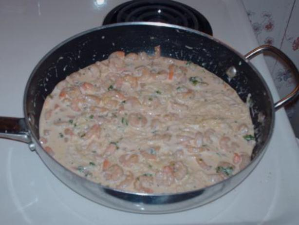 Shrimp And Pasta With Creole Cream Sauce Recipe - Food.com