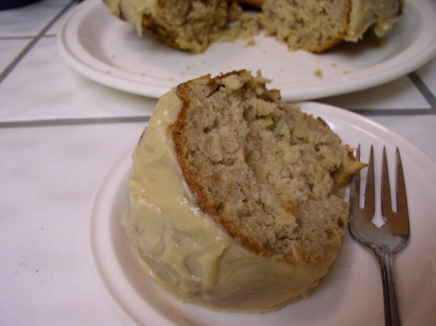 Frosting For Apple Cake Recipe