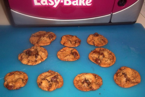 how to make easy bake oven cookie mix