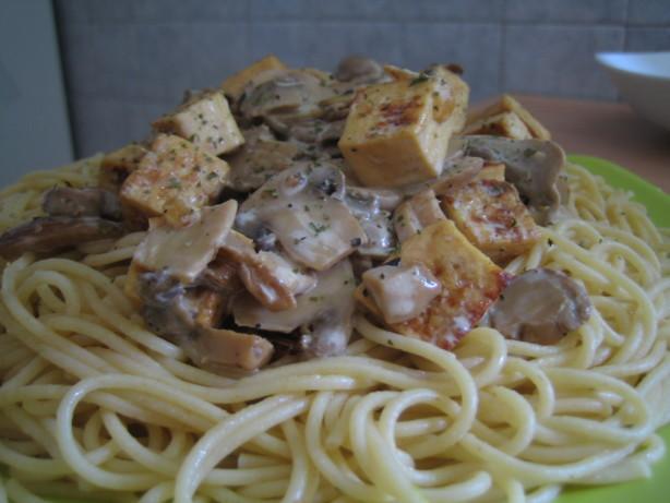 Mushroom Tofu Stroganoff Recipe - Food.com