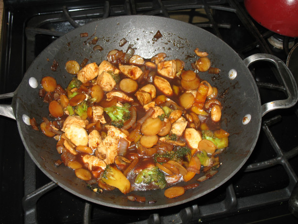 how to cook pork broccoli with oyster sauce
