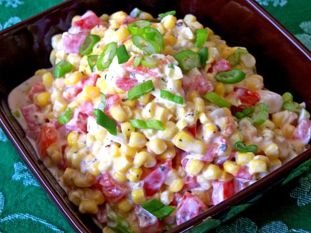 Creamy corn salad recipe food com