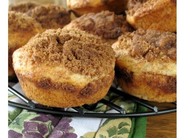 Cinnamon Streusel Apple Cider Muffins Recipe - Food.com