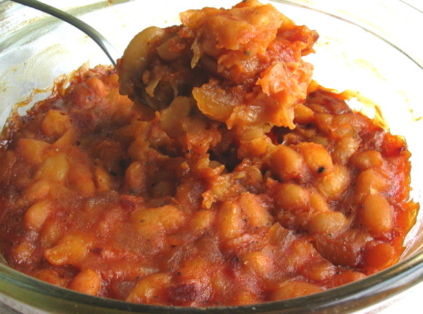 Grandma Pindurs Baked Beans Recipe - Food.com