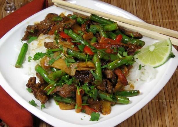 Thai Spicy Beef Recipe - Food.com