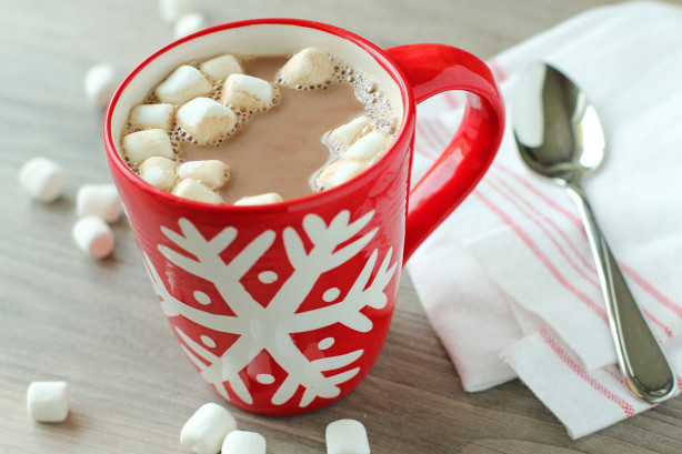 Perfectly Chocolate Hershey's Hot Cocoa