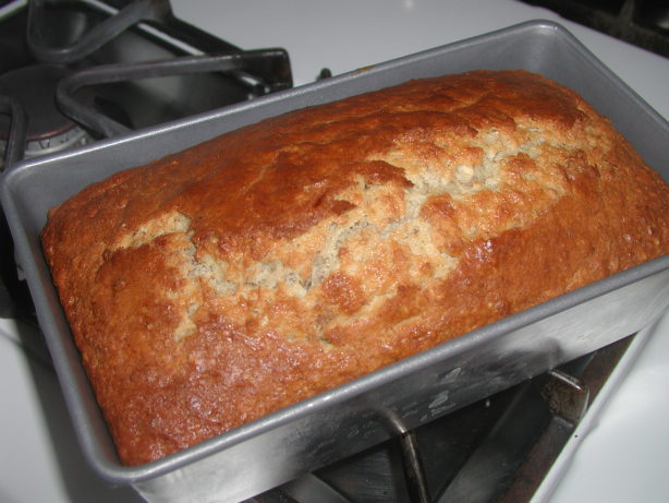 The Easiest Bisquick Banana Nut Bread Recipe Food Com