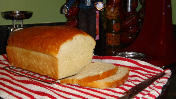 Soft As Wonder White Bread Recipe Food Com