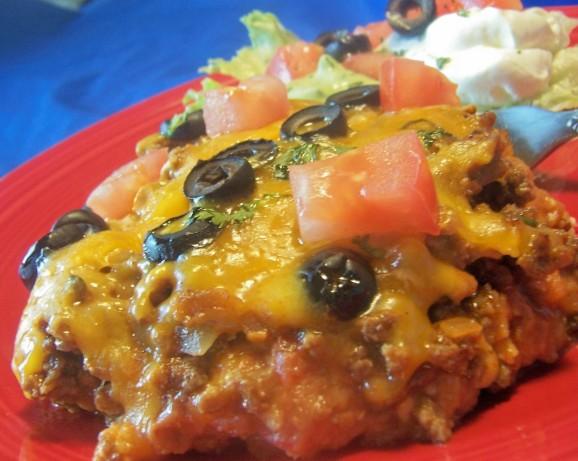 Food Network Taco Casserole