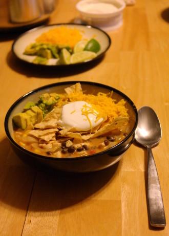 Can Chicken Tortilla Soup Recipe - Food.com