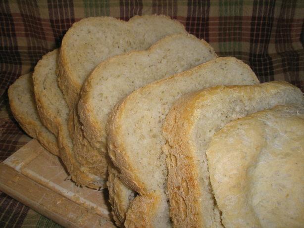 italian bread machine recipe
