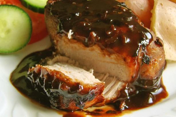 Baked Pork Chops In Onion Sour Cream Gravy Recipe Food Com