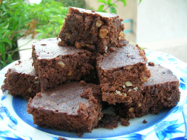 how to make brownies recipe in microwave