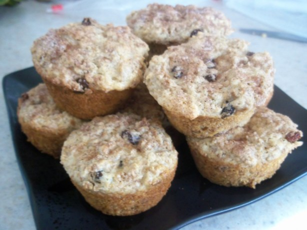 Raisin Bran Muffins Recipe - Food.com