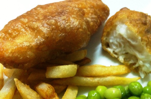 Crispy batter for fish and chips recipe for Fish batter for cod