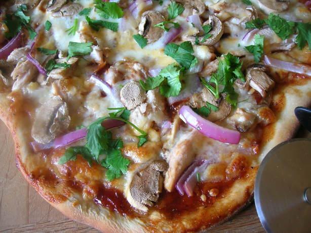 Bbq Chicken Pizza California Pizza Kitchen Style Recipe