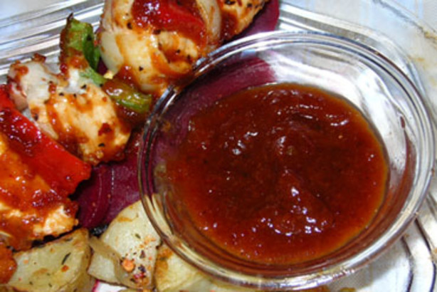 Chipotle Cherry Barbecue Sauce Recipe - Food.com