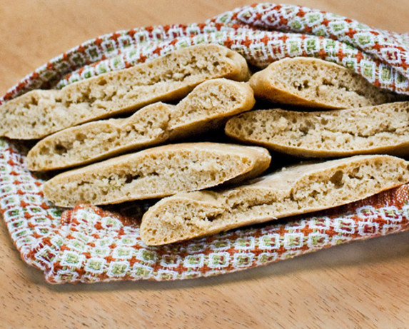 Healthy Whole Wheat Pita Bread Recipe - Food.com