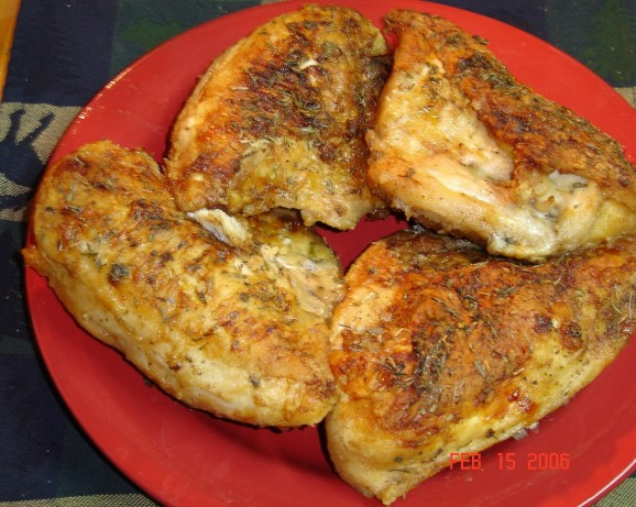 Maple Baked Chicken Breasts Recipe - Food.com