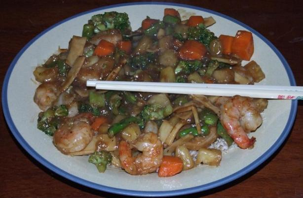 Shrimp And Pineapple Stir-Fry Recipe - Food.com