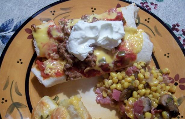Beef Enchiladas Ole! Recipe - Food.com