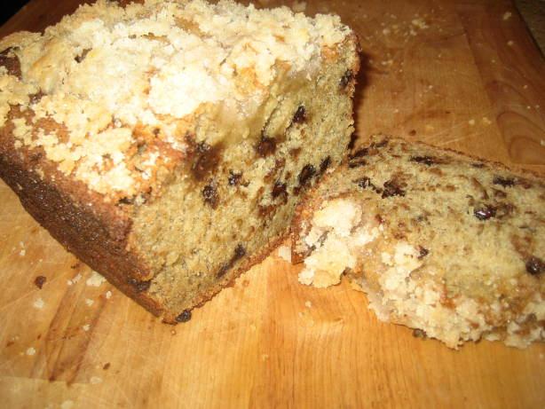 Moist chocolate chip banana bread recipe Better homes and gardens banana bread recipe