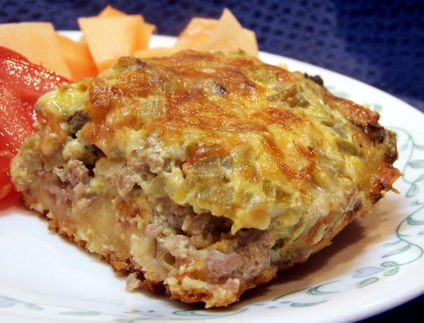Bisquick Egg Sausage And Mushroom Casserole Recipe Food Com