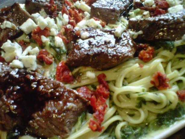 Steak gorgonzola andagrave la olive garden recipe Olive garden steak gorgonzola recipe