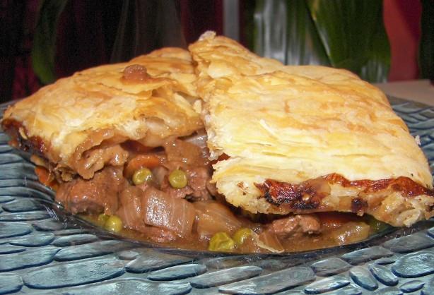 Sirloin Tip Pot Pie Recipe Food Com