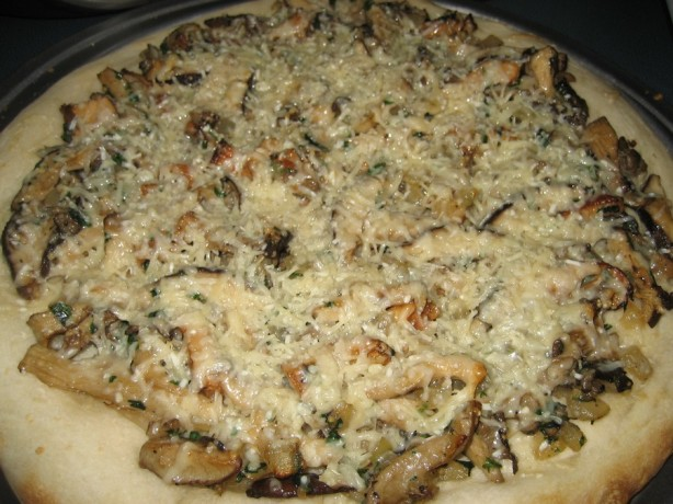Wild Mushroom Pizza Recipe - Food.com
