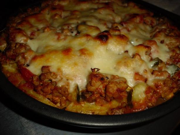 Polenta Lasagna Recipe - Food.com