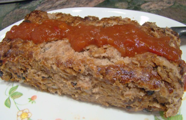 Easy Meatloaf With Shredded Wheat Recipe - Food.com