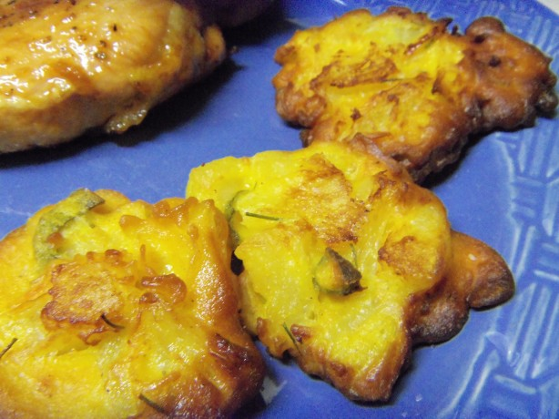Spicy Pineapple Fritters Recipe - Deep-fried.Food.com