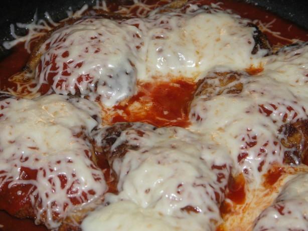 Skillet Chicken Parmigiana Recipe - Food.com
