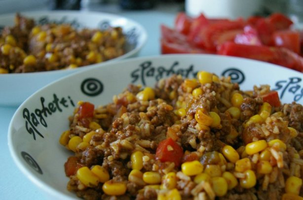 Beef Taco Rice Skillet Recipe - Food.com