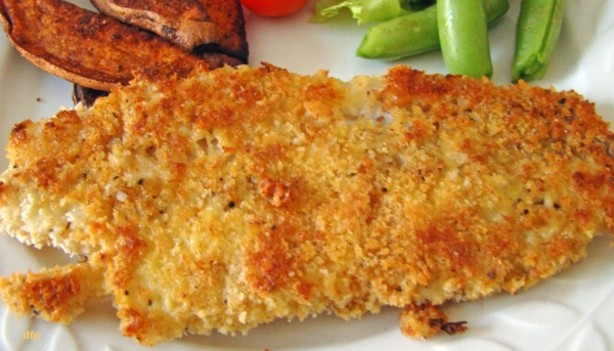 Oven Baked Fish And Chips Recipe Food Com