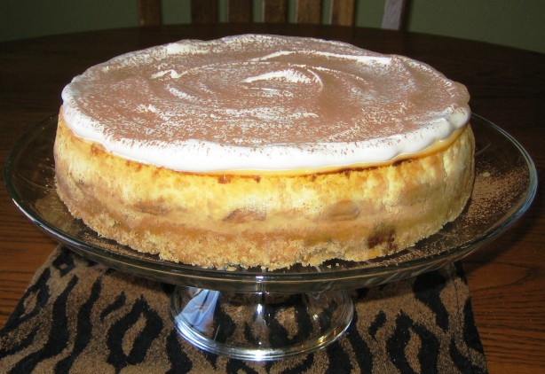 Tiramisu Cheesecake Recipe - Food.com