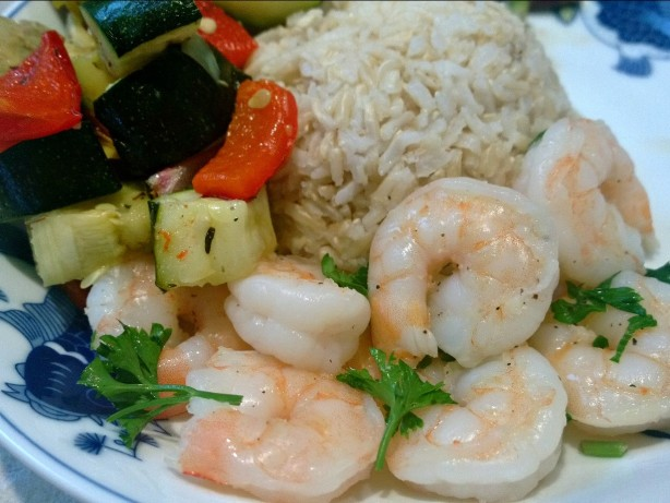 Weight Watchers Sauteed Shrimp Recipe - Food.com