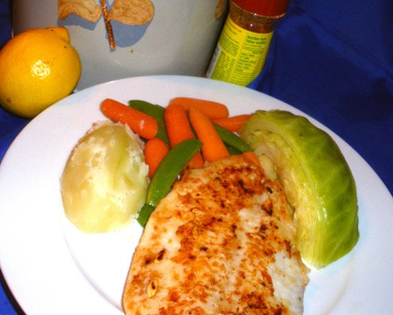 Easy pan fried sole fish with lemon butter sauce recipe for Lemon butter sauce for fish
