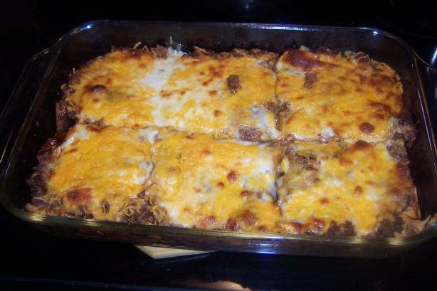 Ground Beef Casserole Recipes