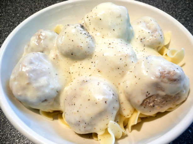 Peppered Country Gravy Recipe Breakfast Food Com