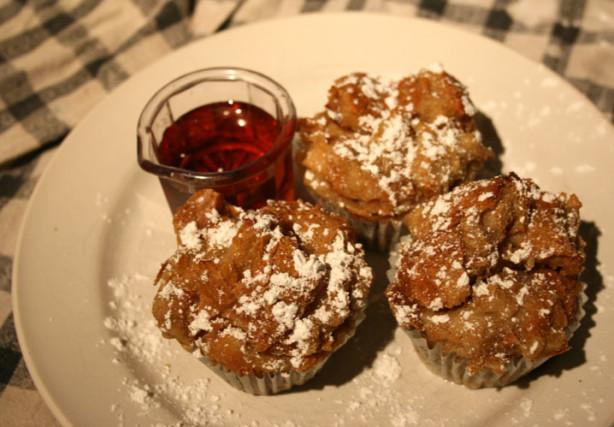 Bread Pudding Muffins Recipe - Food.com