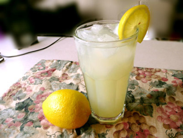 Ginger Lemonade Recipe - Food.com