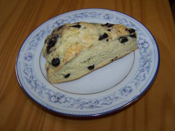 Dried Blueberry Almond Scones Recipe - Food.com