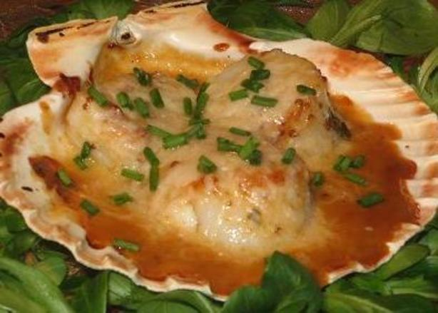 ... miso sauce scallop with mustard miso sauce steamy kitchen recipes