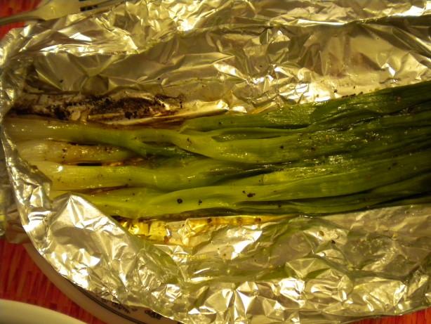 Grilled Green Onions Recipe - Food.com