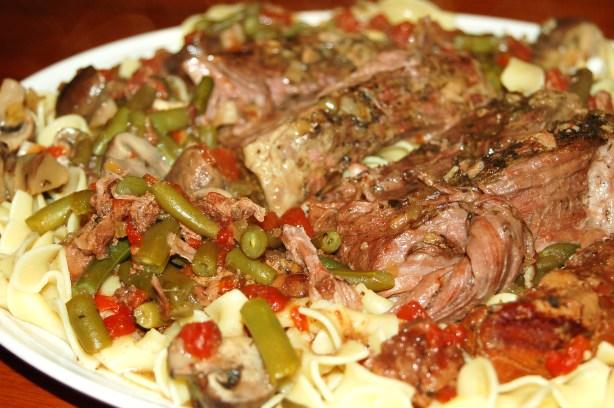 Italian rump roast recipe food com
