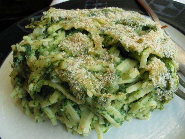 Spinach Noodle Pudding Recipe - Food.com