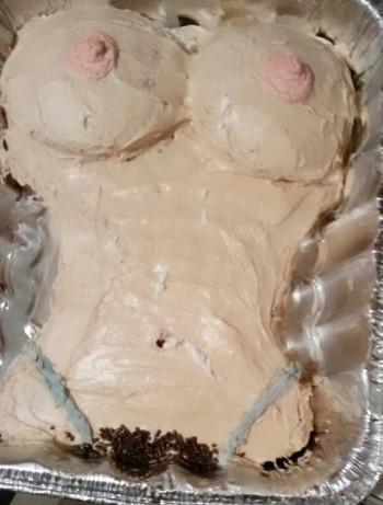 Boob Cake Recipe Food Com